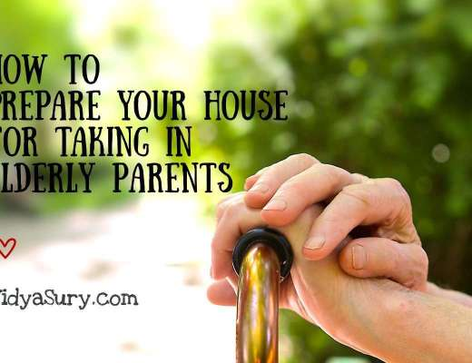 How to Prepare Your House for Taking in Elderly Parents #parenting #relationships #caregiving
