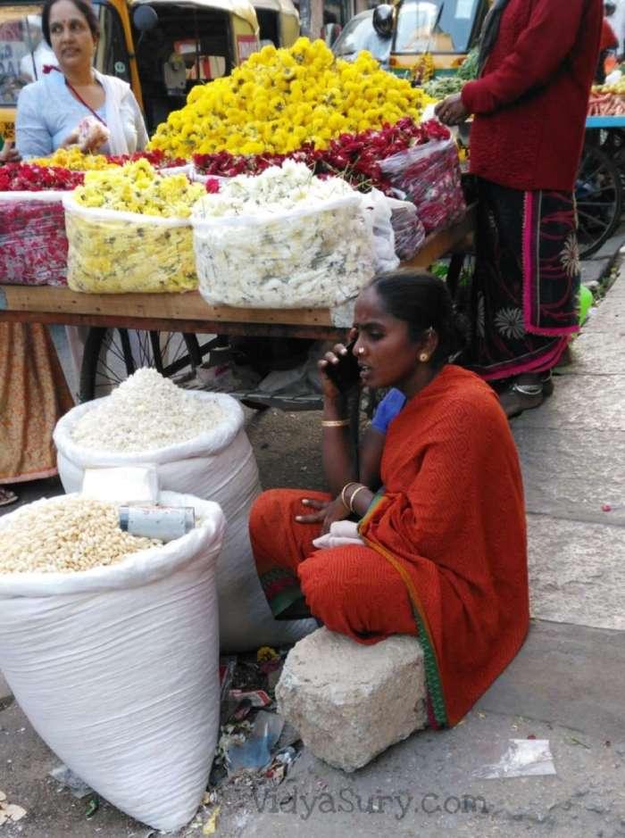 Women in business. Selling flowers #WomenInBusiness #PressforProgress #IWD18 #WomensDay #InternationalWomensDay