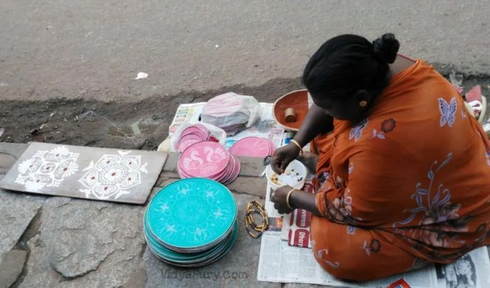 Women In business. Rangoli #WomenInBusiness #PressforProgress #IWD18 #WomensDay #InternationalWomensDay