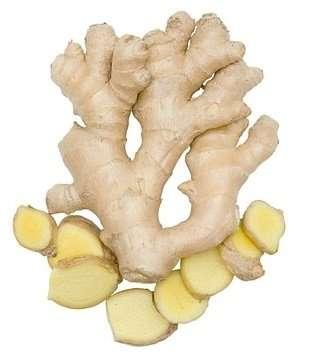 Kitchen remedies Ginger