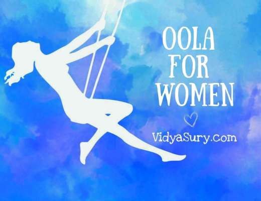Oola for Women helps women do what it is necessary to feel good, look good and have enough energy to pursue the OolaLife. #bookreview #mindfulness #atozchallenge
