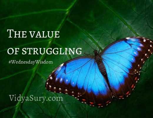 The value of struggling #WednesdayWisdom #lifelessons