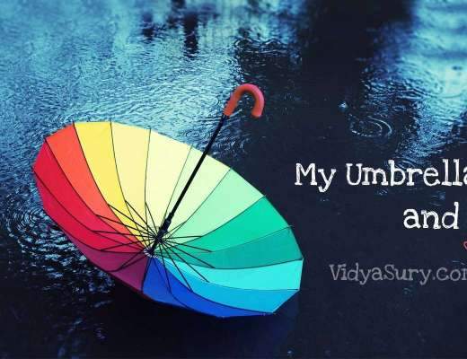 My Umbrella and I