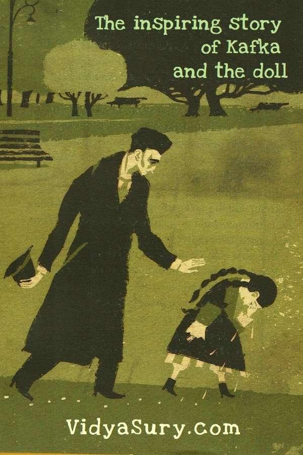The inspiring story of Kafka and the Doll #Inspiration #story #kindness #Kafkaandthedoll #WednesdayWisdom