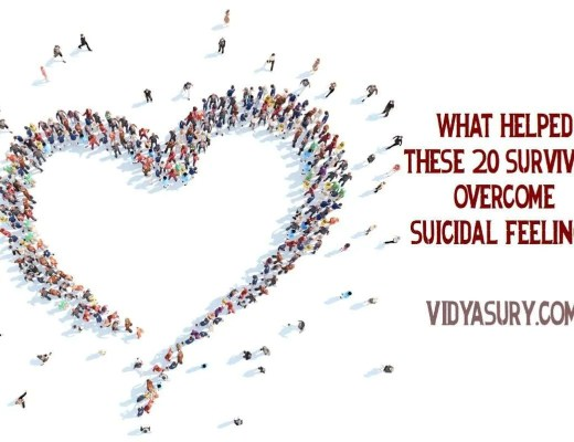 What helped these 20 survivors overcome suicidal feelings #WorldSuicidePreventionDay