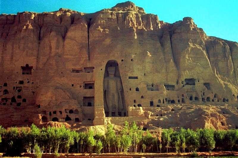 Buddhas of Bamiyan #SayYesToTheWorld #TheBlindList
