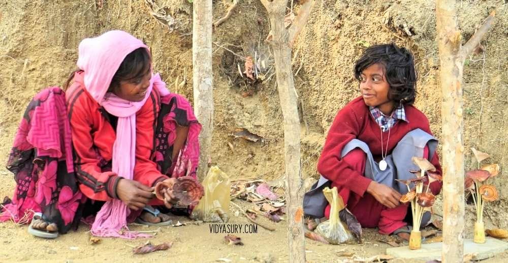Girl power #DIY #Craft #Ranchi