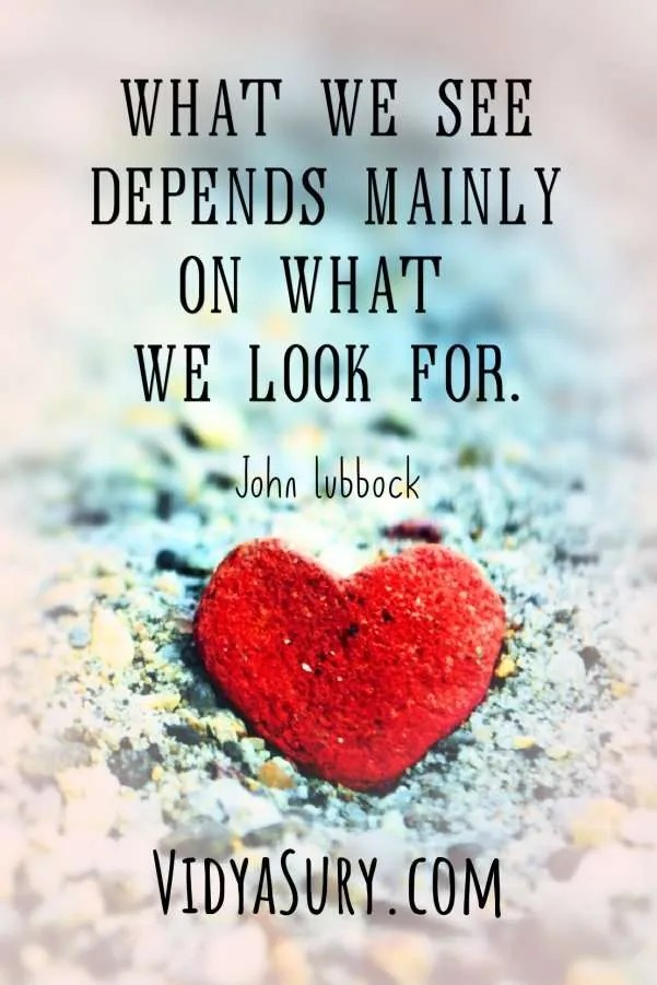 What we see depends mainly on what we look for.. Are you counting your blessings? #mindfulness #wordsofwisdom #inspiringquotes #lifelessons