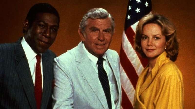 Matlock. Top 5 Crime TV shows
