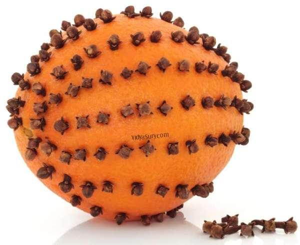 pomander ball air freshener easy diy home decor hacks to save money