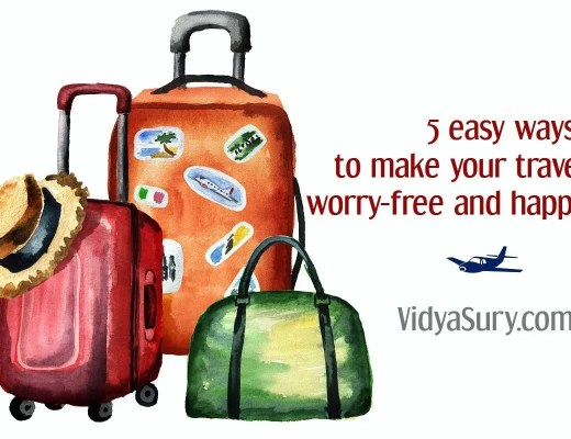 5 easy ways to make your travel stress-free and happy right away