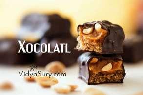 The history of Xocolatl or Chocolate