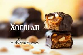 The history of Xocolatl or Chocolate
