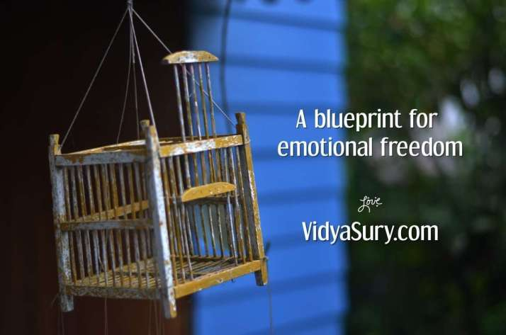 Your blueprint for Emotional Freedom