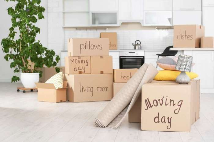 How to make your moving house stress free and exciting