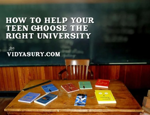 How to help your teen choose the right university