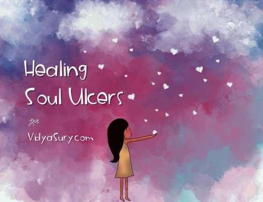 Healing soul ulcers Wednesday Wisdom