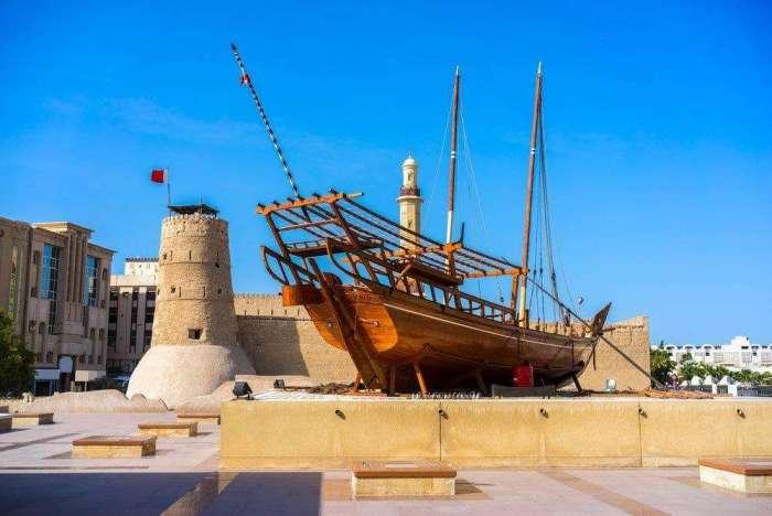 Al Fahidi fort Interesting Things to See in Dubai