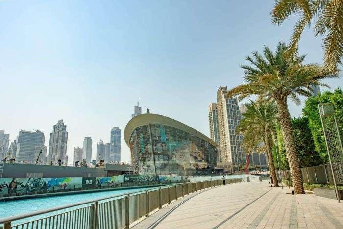 Dubai Opera House Interesting Things to See in Dubai