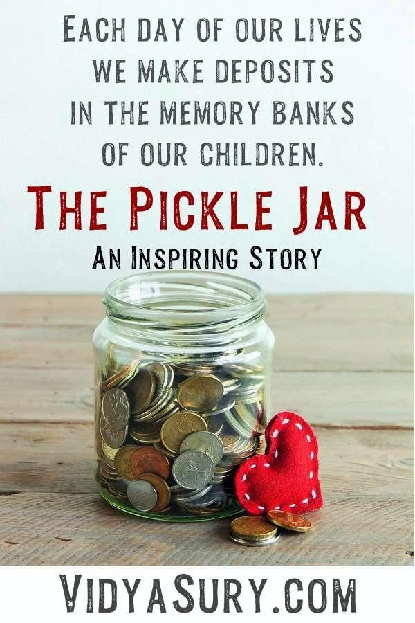 The Pickle Jar - An inspiring story