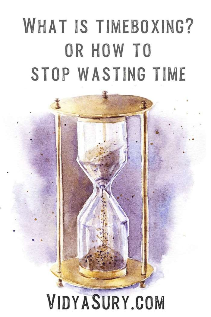 What is timeboxing or how to stop wasting time