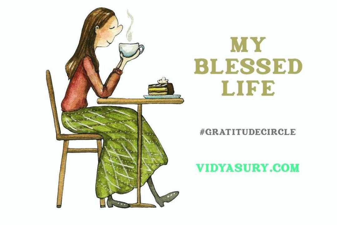My blessed life Gratitude Circle
