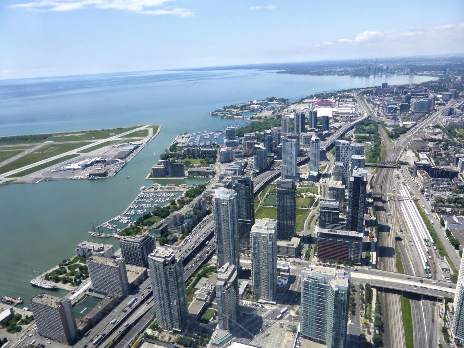 Toronto, la mégalopole