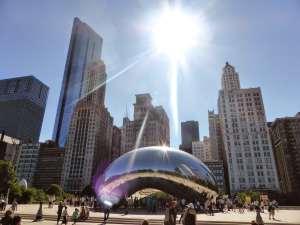 La resplendissante Chicago!