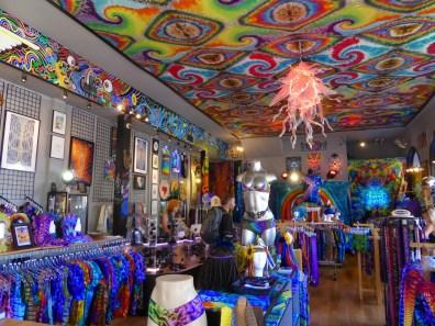 Haight-Asbury, le quartier hippie!