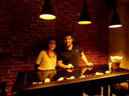 Tierra Wine Bar