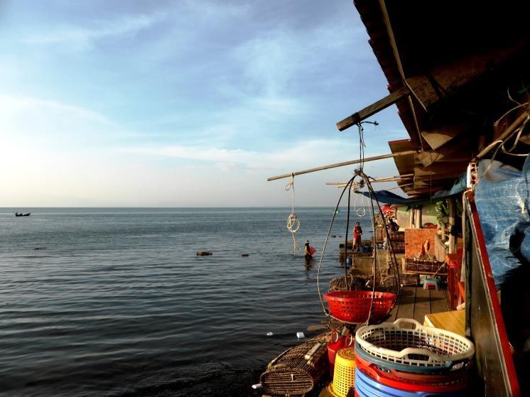 Crab Market Sud du Cambodge