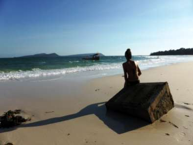 White Beach Sud du Cambodge