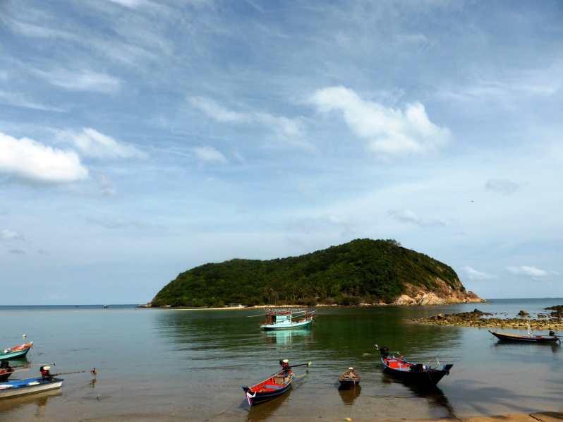 îles de Thaïlande - Koh Phangan