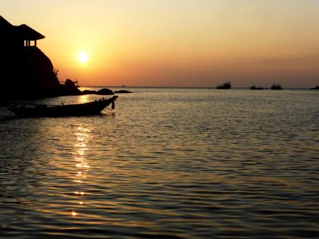 îles de Thaïlande - Koh Tao (5)
