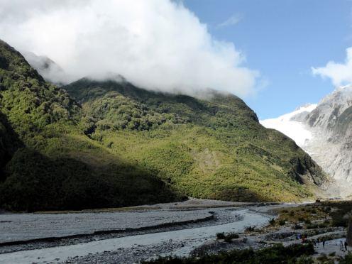 l'île du Sud-Franz Joseph Glacier (2)