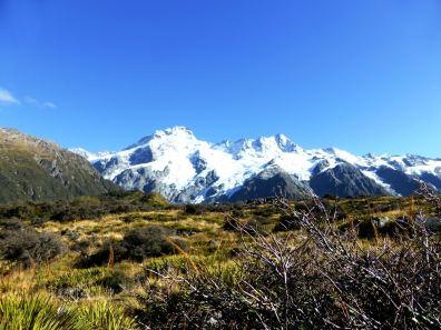 Mont Cook-île du Sud