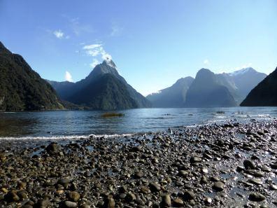 Milford Sound-l'île du Sud