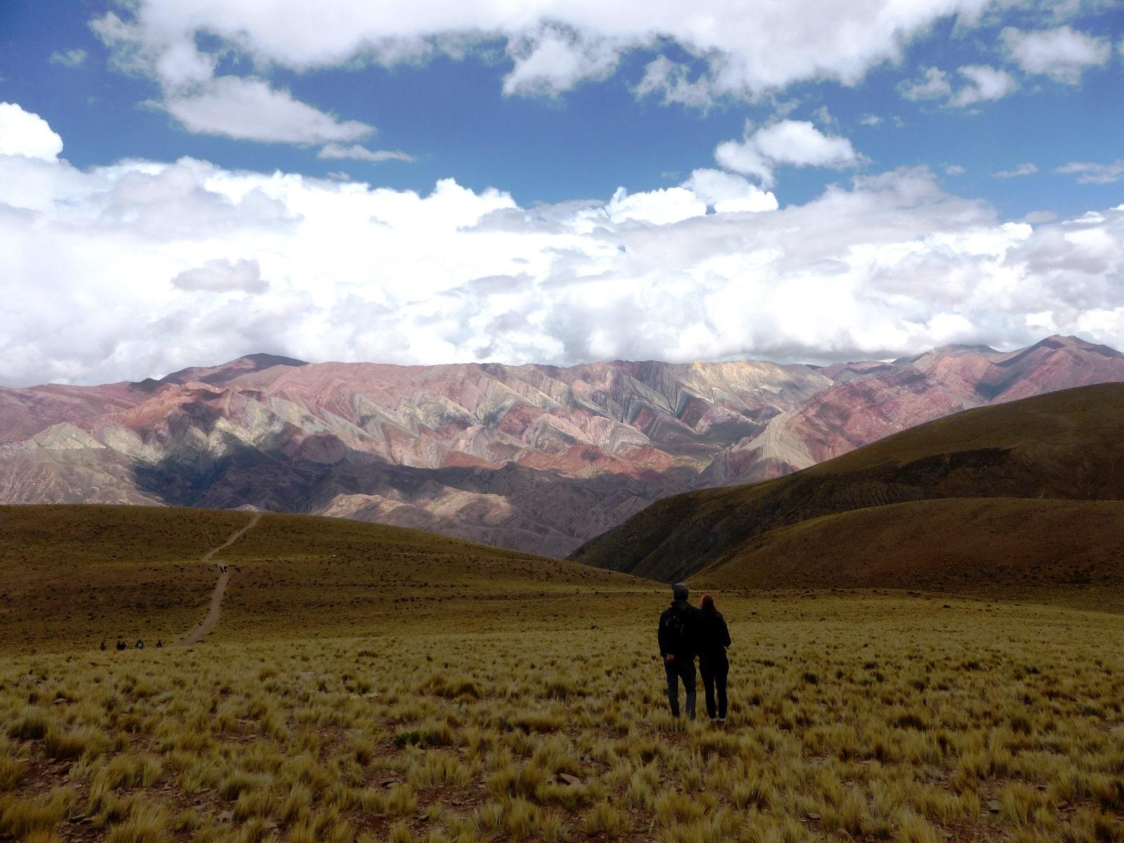 Le Nord-Ouest de l'Argentine en stop