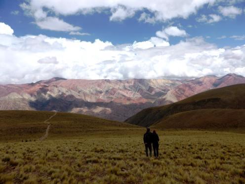El Hornocal de Humahuaca-Argentine en stop (1)