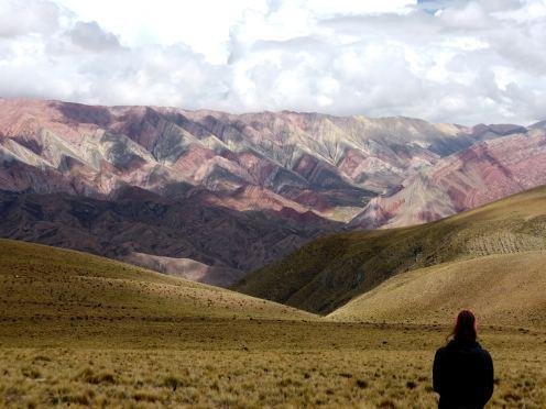 El Hornocal de Humahuaca-Argentine en stop (3)