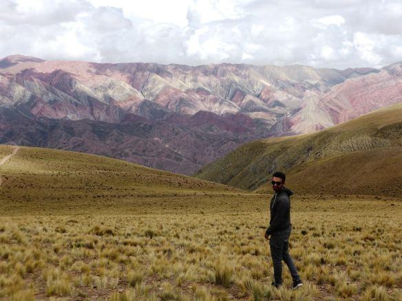 El Hornocal de Humahuaca-Argentine en stop (4)
