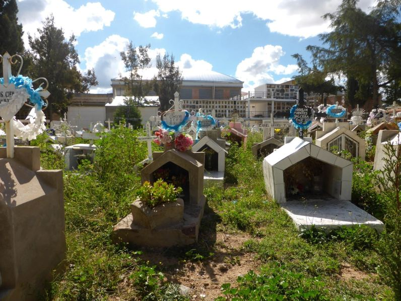 Cimeterio, Sucre-Bolivie (2)