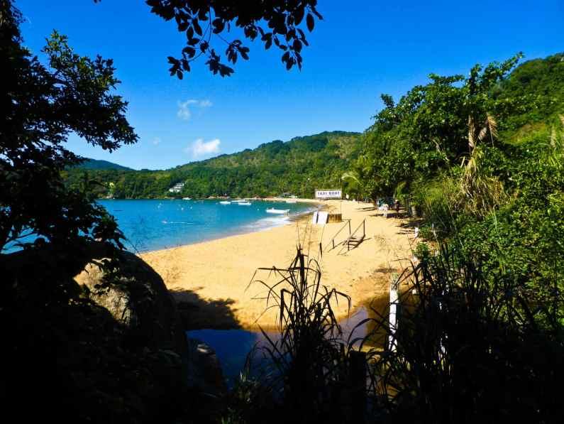 Rando Ilha Grande-Brésil