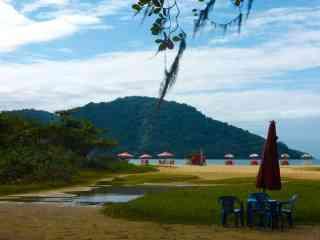 Paraty Mirim-Brésil