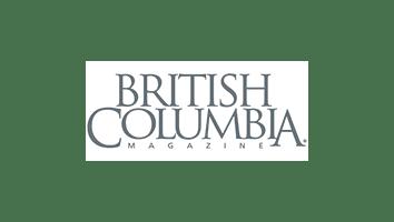 British Columbia Magazine Logo Grey