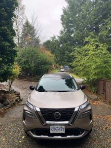 Vancouver Island In The 2021 Nissan Rogue On The Road