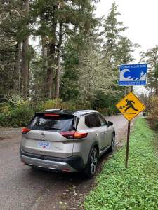 Vancouver Island In The 2021 Nissan Rogue Victoria