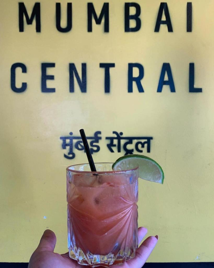 Monsoon Cocktail Mumbai Local