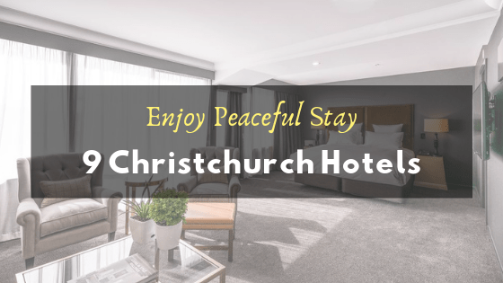 Hotels in Christchurch