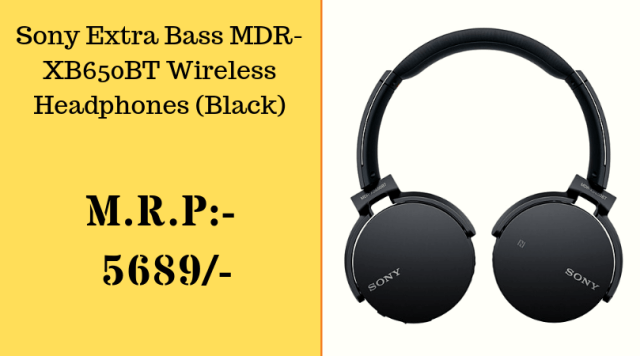 Affordable Wireless Bluetooth Headphones Priced At Under Rs 10 000